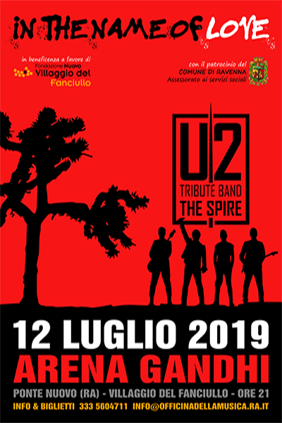 IFL Spettacolo di Beneficenza In the NAME of LOVE! 12 luglio 2019
