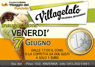 Coupon Villagelato