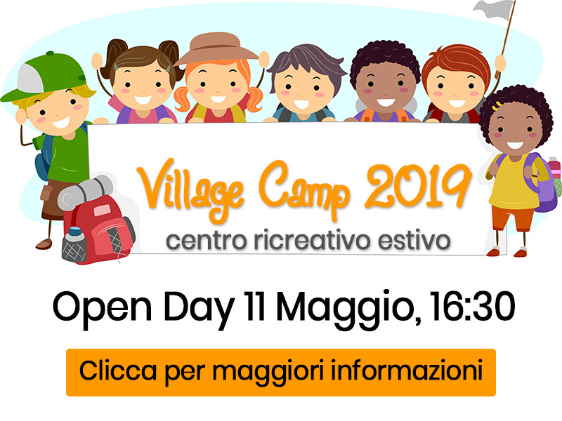 Centro Ricreativo Estivo 2019 - VILLAGE CAMP